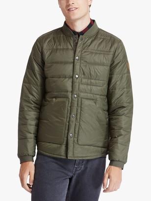 Timberland Mount Redington Bomber Jacket, Grape Leaf