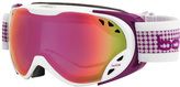Bolle Duchess Sunglasses White / Plum 21136 90mm