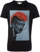 Les Benjamins Dalí print T-shirt