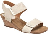 Sofft Leather Wedges - Verdi
