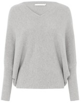 Les 100 Ciels Chelsi Jumper In Smoke