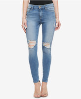 Sanctuary Andie Wash Distressed Skinny Jeans