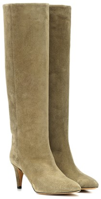 Isabel Marant Latsen suede boots