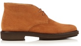 A.P.C. Côme suede desert boots