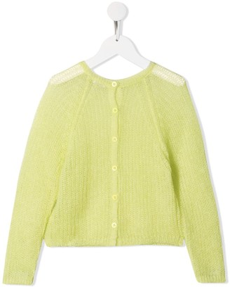 Il Gufo Knitted Sweatshirt
