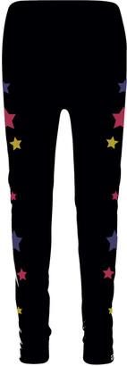 Appaman Girl's Star Print Leggings, Size 2-14