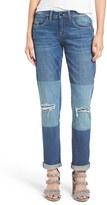 Blank NYC Women's Blanknyc Rip & Repair Boyfriend Jeans