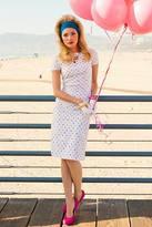 Shabby Apple Santa Monica White Dress