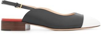 Thom Browne Block Heel Sandals