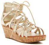 Steve Madden Elisha Caged Wedge Sandal (Little Kid & Big Kid)