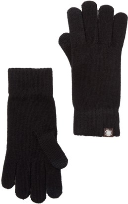 UGG Touchscreen Compatible Knit Gloves