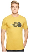 The North Face Short Sleeve Half Dome Tri-Blend Tee ) Men's T Shirt