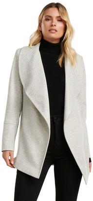 Forever New Mila Wrap Coat