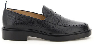 Thom Browne Brogue Penny Loafers