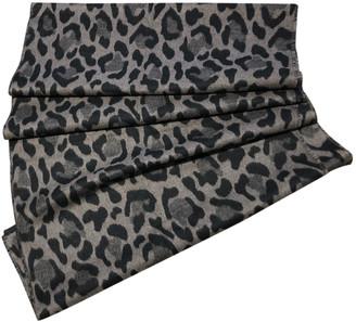 Max Mara Brown Cashmere Scarves