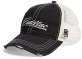 Original Retro Brand Men's Cadillac Trucker Hat - Black