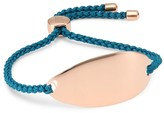 Monica Vinader Nura 18K Rose Gold Friendship Bracelet