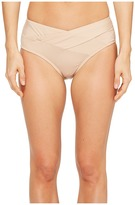 Kenneth Cole Sexy Solids Crossover Hipster Bottom Women's Swimwear