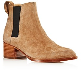 Rag & Bone Women's Walker Pointed Toe Mid-Heel Booties
