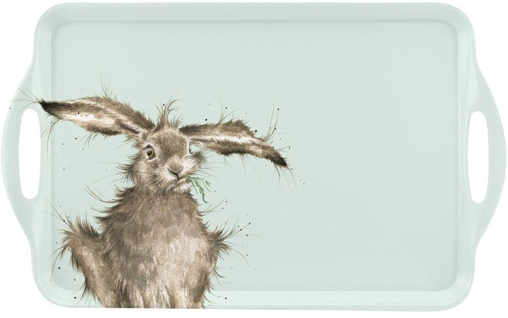 Thumbnail for your product : Royal Worcester Wrendale Large Handled Tray Hare