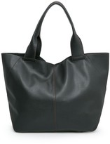 MANGO Outlet Shopper Bag