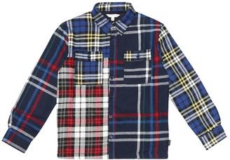 Marc Jacobs Plaid cotton shirt
