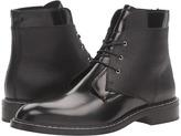 MM6 MAISON MARGIELA Lace Front Flat Boot Women's Shoes
