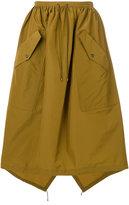 Kenzo full pocket skirt