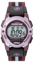Timex Expedition® Digital Watch with Nylon Strap - Purple T49659JT