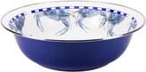 Golden Rabbit Blue Crab Serving Bowl