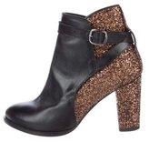 Markus Lupfer Glitter Ankle Boots
