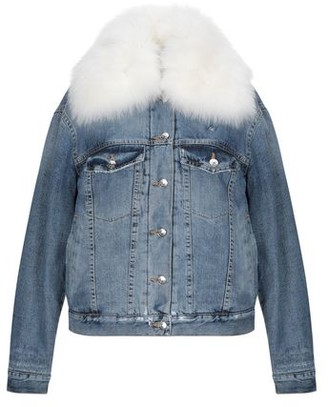 (+) People +) PEOPLE Denim outerwear