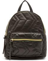T-Shirt & Jeans Zigzag Quilted Mini Backpack