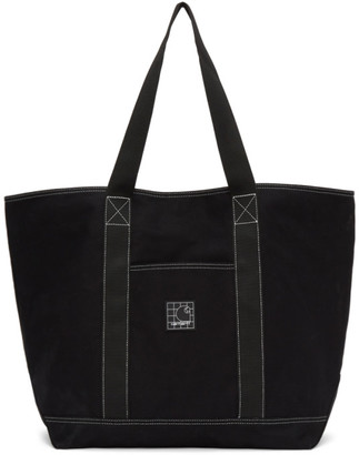 Carhartt Work In Progress Black Stratford Tote