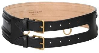 Alexander McQueen Belt in leather