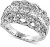 Effy Classique by Diamond Ring (1 ct. t.w.) in 14k White Gold