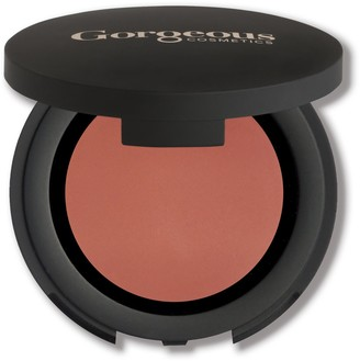 Gorgeous Cosmetics Colour Pro Blush Pressed Powder High Pigment Blush Single in Compact with Mirror