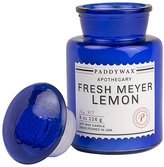 Paddywax Apothecary Fresh Meyer Lemon Scented Jar Candle 8 oz by Rooi