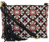 Oryany Embroidered Crossbody - Grace