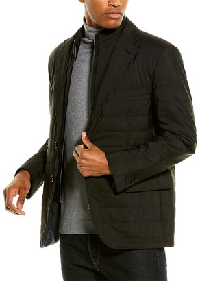 Corneliani Wool-Lined Jacket