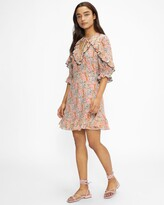 Thumbnail for your product : Ted Baker Printed Mini Dress