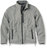 L.L. Bean Men's Windproof Sweater Fleece Jacket