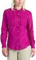 Exofficio Air Strip Shirt - Long-Sleeve - Women's