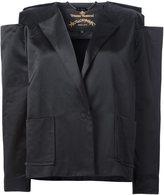 Vivienne Westwood 'Radio' jacket - women - Cotton/Polyester - S