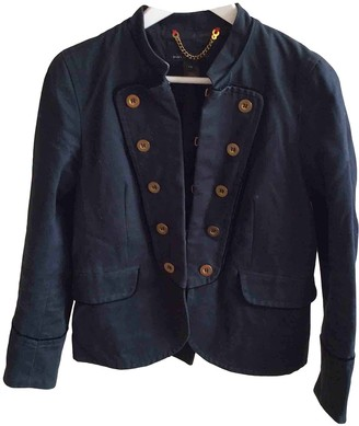 Marc by Marc Jacobs Blue Cotton Jackets