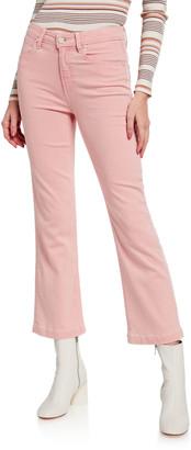 Paige Atley Ankle Flare-Leg Jeans