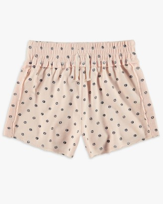 Splendid Girl Dot Print Short