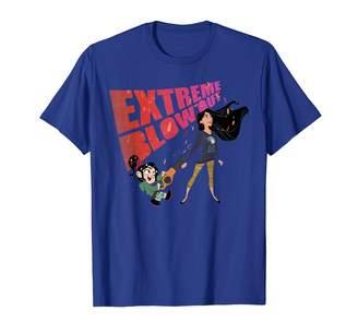 Disney Wreck It Ralph 2 Comfy Princess Pocahontas T-Shirt