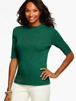 Talbots Elbow-Sleeve Sweater