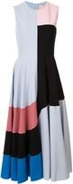 Roksanda colour block shift dress